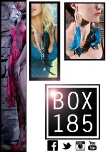 Box 185 by sara keiser